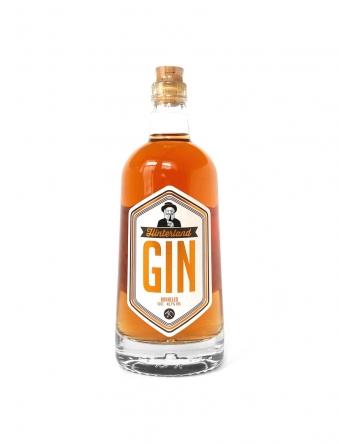 Hinterland Gin Barreled · 0,5 Liter