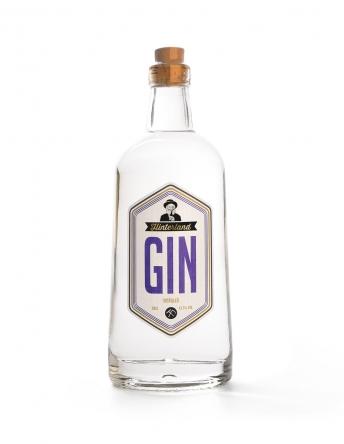 Hinterland Gin · 0,5 Liter